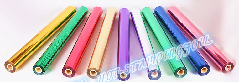 Hot stamping foil for Pencil